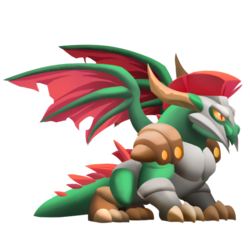 An image of the Draek Dragon