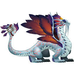 An image of the Dreamcatcher Dragon