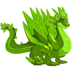 An image of the Emerald Dragon