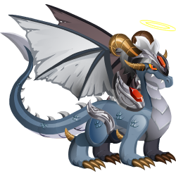 An image of the Fallen Angel Dragon