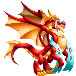 An image of the Fate Dragon