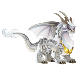 An image of the Felidae Dragon