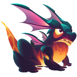 An image of the Firefrog Dragon