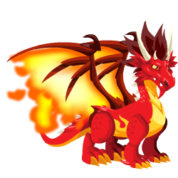 An image of the Flame Dragon