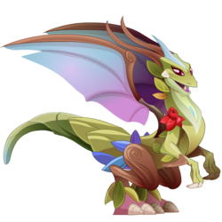 An image of the Flora Dragon