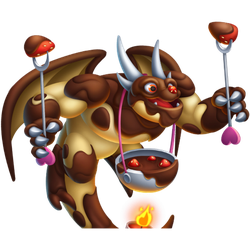 An image of the Fondue Dragon