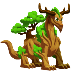 An image of the Forestry Dragon