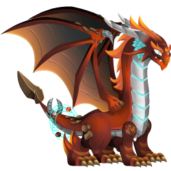 An image of the Forge Dragon