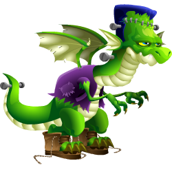 An image of the Frankie Dragon