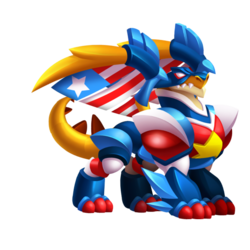 An image of the Freedom Dragon