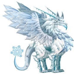 An image of the Frost Dragon