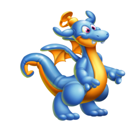An image of the Fun Dragon