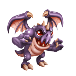 An image of the Ghoul Dragon