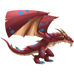 An image of the Giant Wings Dragon