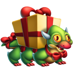 An image of the Gift Dragon