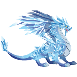 An image of the Glacial Dragon