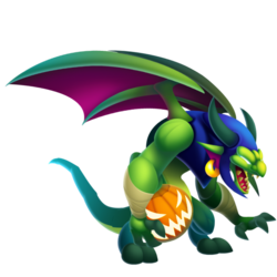 An image of the Goblin Dragon