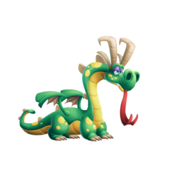 An image of the Goofy Dragon