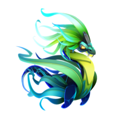 An image of the Grass Dragon