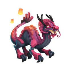 An image of the Great Wall Dragon