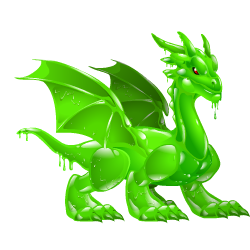 An image of the Greenfluid Dragon