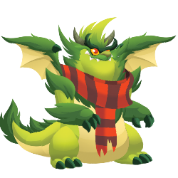 An image of the Grinchy Dragon