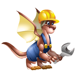 An image of the Handy Dragon