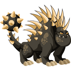 An image of the Hedgehog Dragon