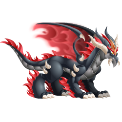 An image of the Hellgate Dragon