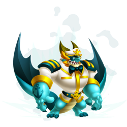 An image of the High Commander Dragon