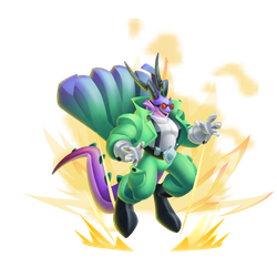 An image of the High Diabolical Dragon