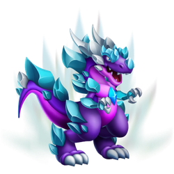 An image of the High Frozen Dragon