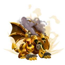 An image of the High Octane Dragon