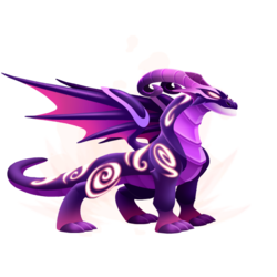 An image of the High Purity Dragon