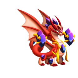 An image of the High Reverie Dragon