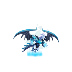 An image of the High Winter Dragon