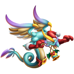 An image of the Holibreeze Dragon
