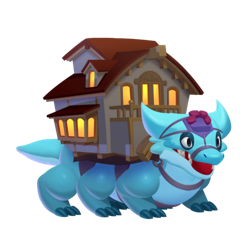 An image of the Home Dragon