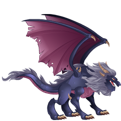 An image of the Howl Dragon