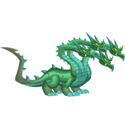 An image of the Hydra Dragon