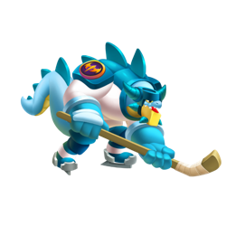 An image of the Ice Hockey Dragon