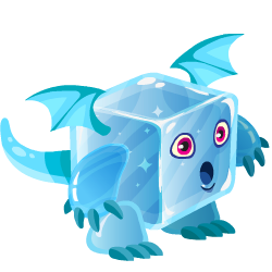 An image of the Icecube Dragon