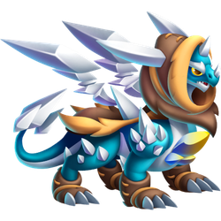 An image of the Icetrek Dragon