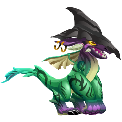 An image of the Imp Dragon