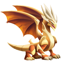 An image of the Impassible Dragon