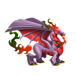An image of the Impure Dragon