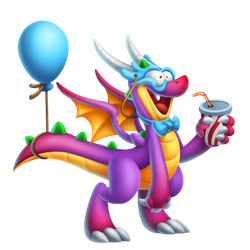 An image of the Joy Dragon