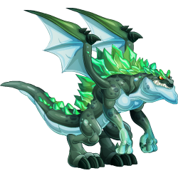 An image of the Kaiju Dragon
