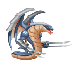 An image of the Katera Dragon
