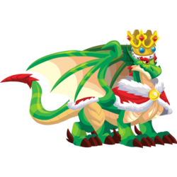An image of the King Dragon